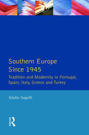 Southern Europe - 1st Edition book cover