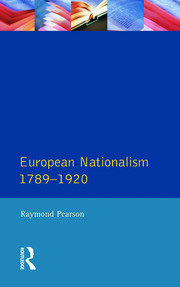 The Longman Companion to European Nationalism 1789-1920 - 1st Edition book cover