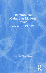 Literature and Culture in Modern Britain - 1st Edition book cover