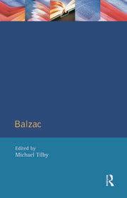 Balzac - 1st Edition book cover