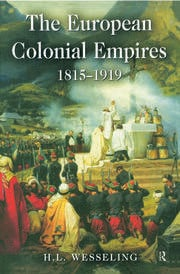 The European Colonial Empires - 1st Edition book cover