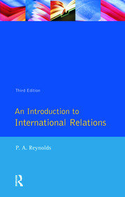 Introduction to International Relations, An - 3rd Edition book cover