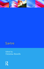 Sartre - 1st Edition book cover