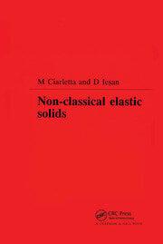 Non-Classical Elastic Solids