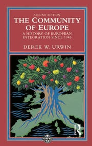 The Community of Europe - 2nd Edition book cover