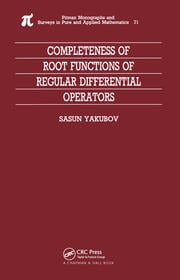 Completeness of Root Functions of Regular Differential Operators