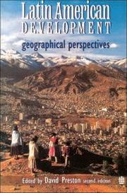 Latin American Development - 2nd Edition book cover