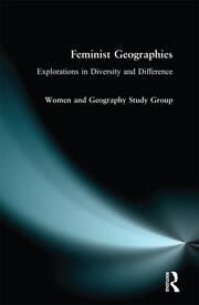 Feminist Geographies - 1st Edition book cover