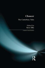 Chaucer - 1st Edition book cover