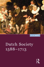 Dutch Society - 1st Edition book cover