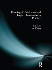 Planning and Environmental Impact Assessment in Practice - 1st Edition book cover