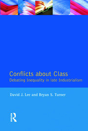 Conflicts About Class - 1st Edition book cover