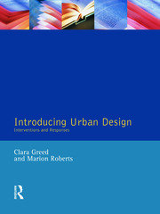 Introducing Urban Design - 1st Edition book cover