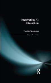 Interpreting As Interaction - 1st Edition book cover