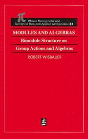 Modules and Algebras: Bimodule Structure on Group Actions and Algebras