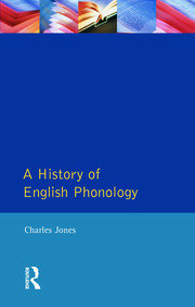 A History of English Phonology - 1st Edition book cover