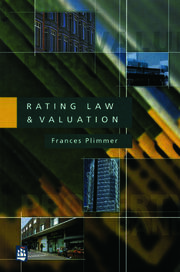 Rating Law and Valuation - 1st Edition book cover