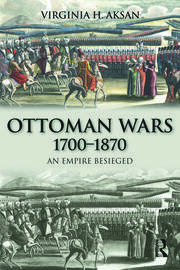 Ottoman Wars, 1700-1870 - 1st Edition book cover