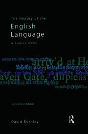 The History of the English Language - 2nd Edition book cover