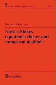 Navier-Stokes Equations: Theory and Numerical Methods