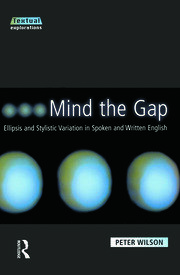 Mind The Gap - 1st Edition book cover