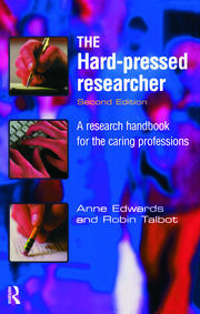 The Hard-pressed Researcher - 2nd Edition book cover