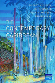 The Contemporary Caribbean - 1st Edition book cover