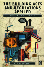 The Building Acts and Regulations Applied - 2nd Edition book cover
