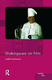 Shakespeare on Film - 1st Edition book cover