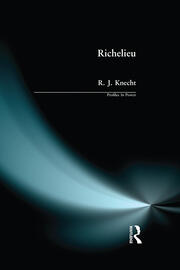 Richelieu - 1st Edition book cover