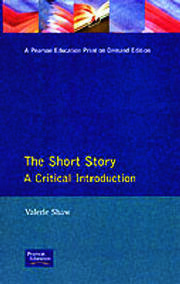The Short Story - 1st Edition book cover
