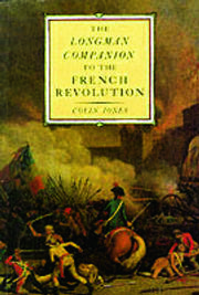 The Longman Companion to the French Revolution - 1st Edition book cover