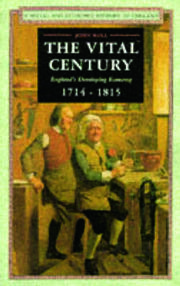 The Vital Century - 1st Edition book cover