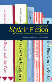 Style in Fiction - 2nd Edition book cover