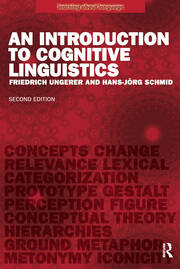 An Introduction to Cognitive Linguistics - 2nd Edition book cover