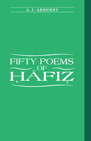 Fifty Poems of Hafiz - 1st Edition book cover