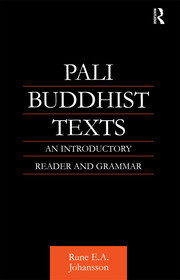 Pali Buddhist Texts - 1st Edition book cover