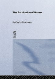 Pacification: Burma - 1st Edition book cover