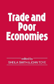 Trade and Poor Economies - 1st Edition book cover