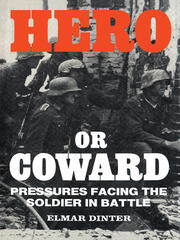 Hero or Coward - 1st Edition book cover