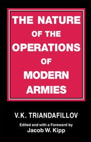 The Nature of the Operations of Modern Armies - 1st Edition book cover
