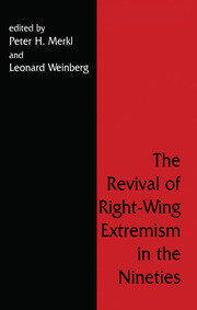 The Revival of Right Wing Extremism in the Nineties - 1st Edition book cover