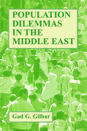 Population Dilemmas in the Middle East - 1st Edition book cover