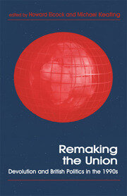 Remaking the Union - 1st Edition book cover