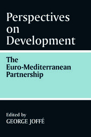 Perspectives on Development: the Euro-Mediterranean Partnership - 1st Edition book cover