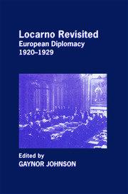 Locarno Revisited - 1st Edition book cover