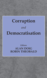Corruption and Democratisation - 1st Edition book cover
