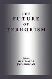 The Future of Terrorism - 1st Edition book cover