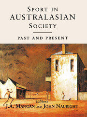 Sport in Australasian Society - 1st Edition book cover