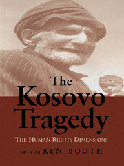 The Kosovo Tragedy - 1st Edition book cover